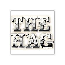 THE HAG Square Sticker 3