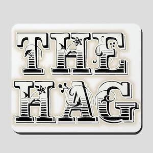 THE HAG Mousepad