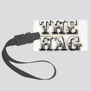 THE HAG Large Luggage Tag