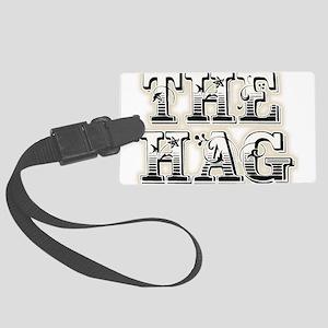 THE HAG Large Luggage Tag