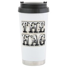 THE HAG Stainless Steel Travel Mug