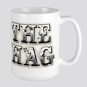 THE HAG Large Mug