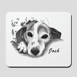 JANINE -JOSH d Mousepad