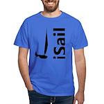 iSail Sailing Dark T-Shirt