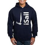iSail Sailing Hoodie (dark)