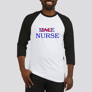 MALE NURSE Baseball Jersey