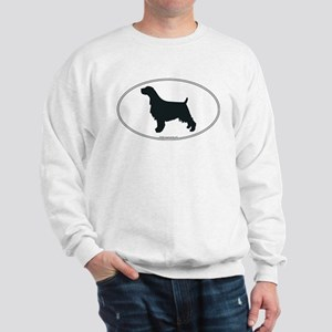En Springer Silhouette Sweatshirt