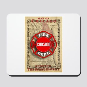Chicago-18 Mousepad