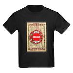 Chicago-18 Kids Dark T-Shirt