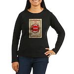 Chicago-18 Women's Long Sleeve Dark T-Shirt