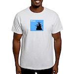 iBhangra Ash Grey T-Shirt