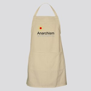 Anarchism Anarchist Anarchists without rules Apron