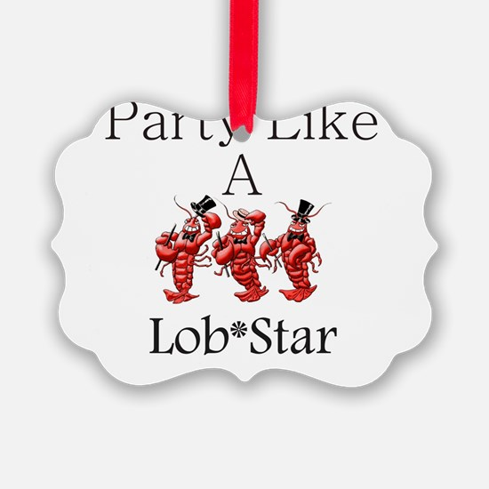 Lobstar.gif Ornament