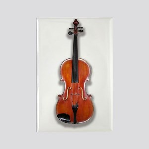 The Violin Rectangle Magnet
