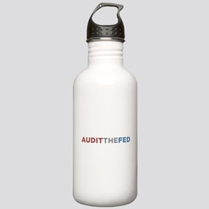 AUDIT THE FED Stainless Water Bottle 1.0L