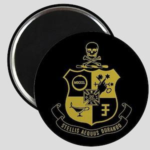 Phi Kappa Sigma Crest Magnet