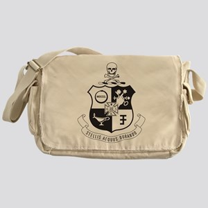 Phi Kappa Sigma Crest Messenger Bag
