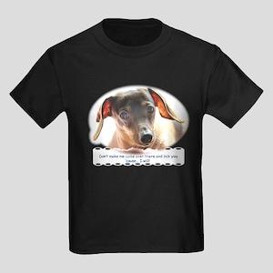 Lick You! Kids Dark T-Shirt