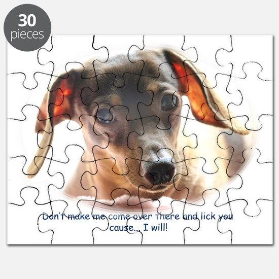 Lick You! Puzzle