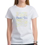 Thanks, Mom Women's T-Shirt