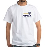 APOA T-Shirt with logo on back & front