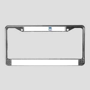IT'S A BOY License Plate Frame
