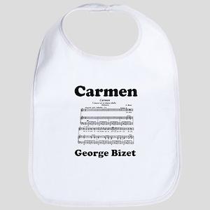 OPERA - CARMEN - GEORGE BIZET! Baby Bib