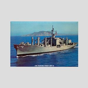 USS NIAGARA FALLS Rectangle Magnet
