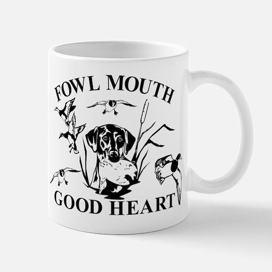 LAB GOOD HEART Mug
