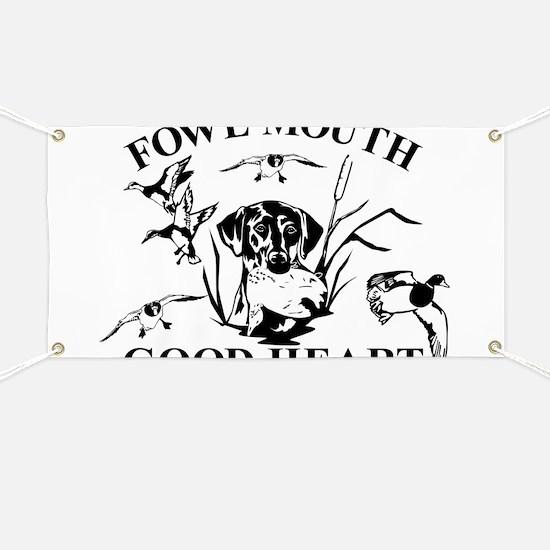 LAB GOOD HEART Banner