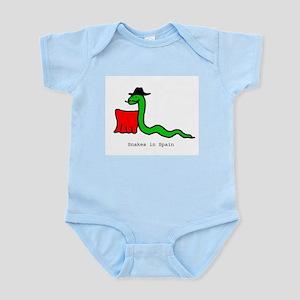Snakes in Spain Infant Creeper