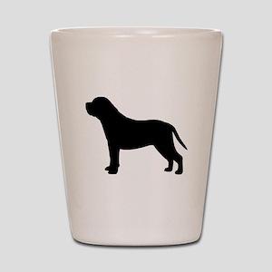 Mastiff Shot Glass