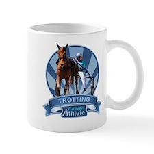 Blue Ribbon Trotting Mug