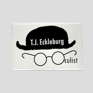 T.J. Eckleburg Magnets