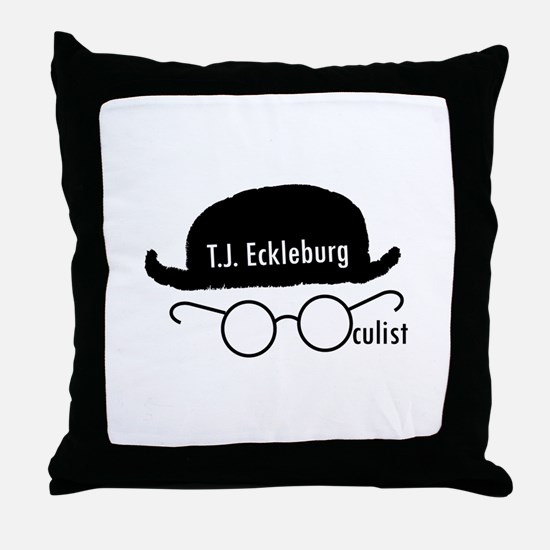 Unique American literature Throw Pillow
