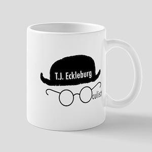 T.J. Eckleburg Mugs
