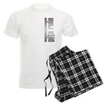 Pits Rule Men's Light Pajamas