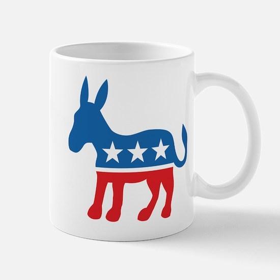 Democratic Donkey Democrat Mug