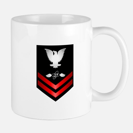 Navy PO2 Aviation Electronics Tech Mug