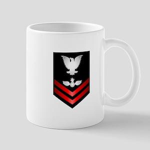 Navy PO2 Aviation Ordnanceman Mug