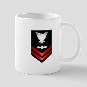 Navy PO2 Aviation Structure Mechanic Mug
