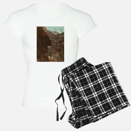 Colorado Clear Creek Pajamas