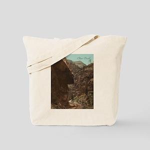 Colorado Clear Creek Tote Bag