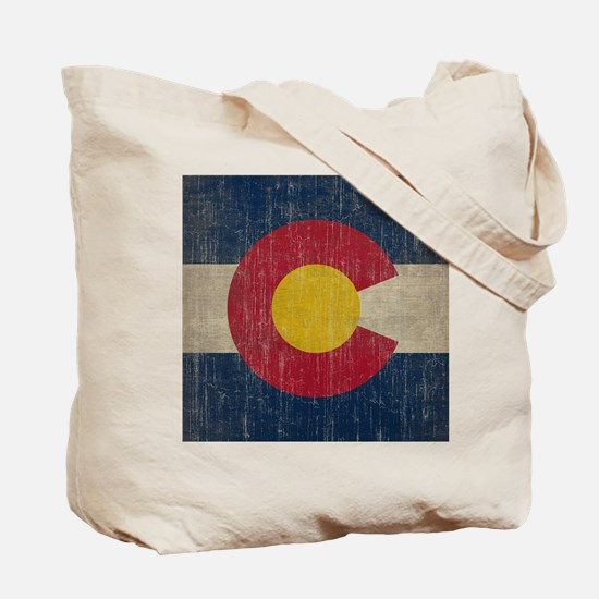 Colorado Clear Creek Tote Bag