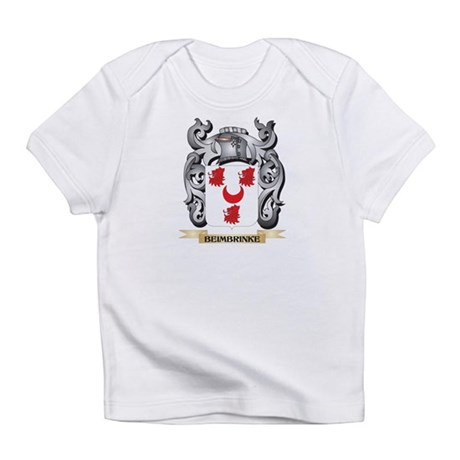 Beimbrinke Family Crest - Beimbrinke Coat T-Shirt