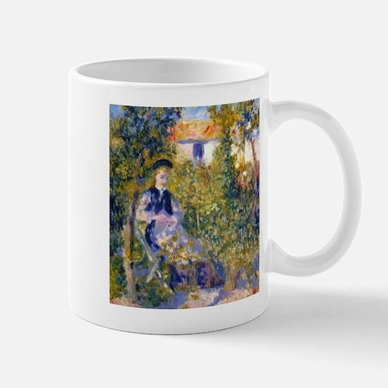 Renoir - Nini in Garden Mug