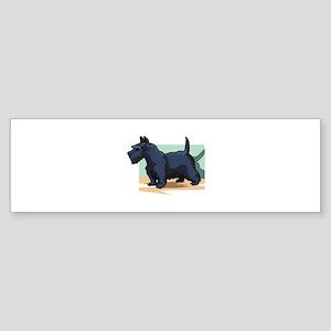 Dog Sticker (Bumper)