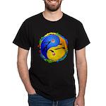 Bu Er Bright Black T-Shirt