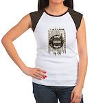 Chicago-21 Women's Cap Sleeve T-Shirt