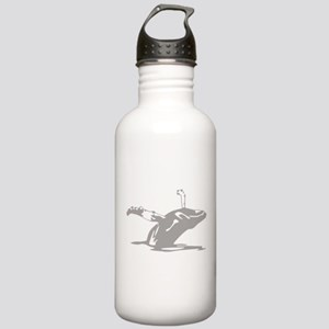 Leaping HumpBack Whale Stainless Water Bottle 1.0L